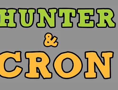 Hunter & Cron & der Spieltraum
