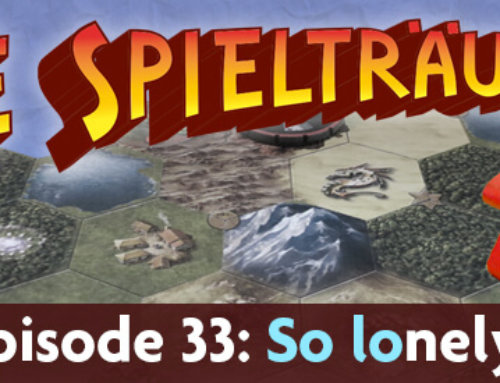 The Spielträumers 33: So lonely?