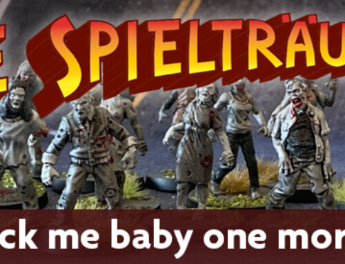 The Spielträumers 43: Kick me, Baby, one more time!