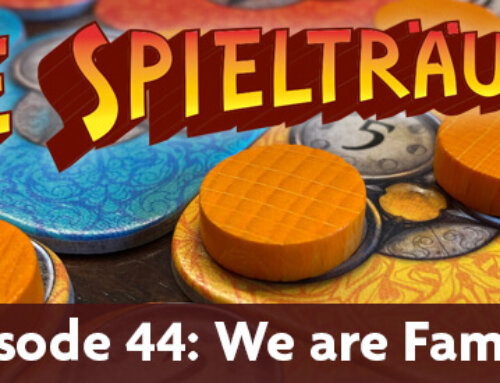 The Spielträumers 44: We are family