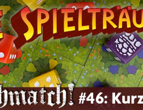 The Spielträumers 46: Kurz und klein