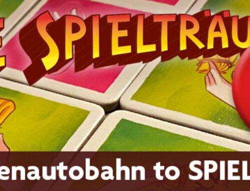 The Spielträumers 48 – Datenautobahn to SPIEL.digital (Road to Essen 2020)