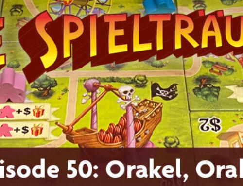 The Spielträumers 50: Orakel, Orakel