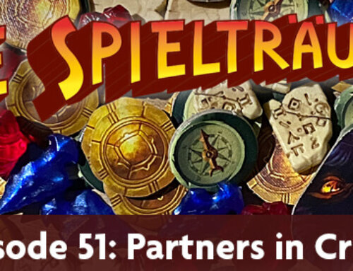 The Spielträumers 51: Partners in Crime