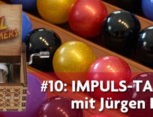Podkästchen 10: Impuls-Talk mit Jürgen Karla