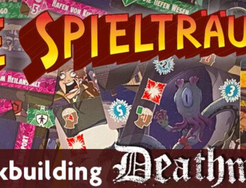 The Spielträumers 54: Deckbuilding Deathmatch